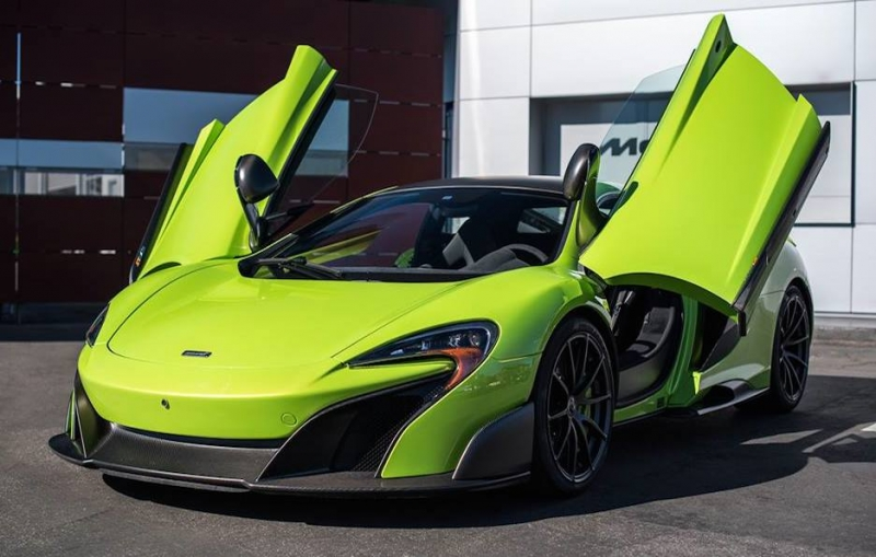 McLaren owners can now warranty their cars until their 12th birthday