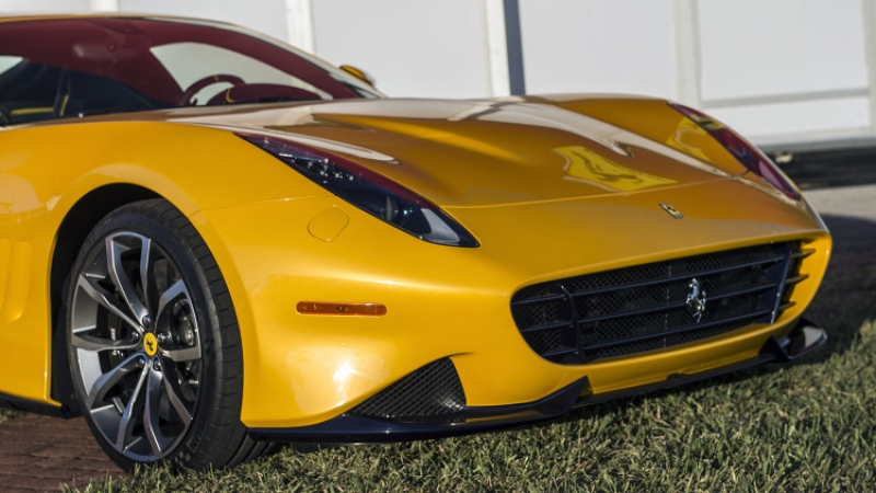 Ferrari unveils one-off SP275 RW Competizione