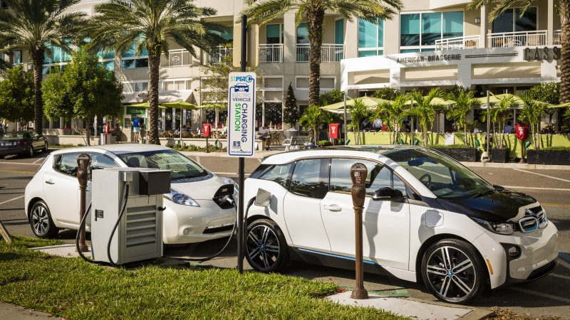 Electric vehicles are now greener than ever!