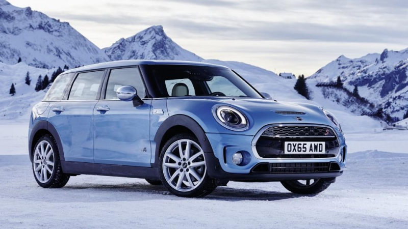 MINI facing an identity crisis in the age of the SUV
