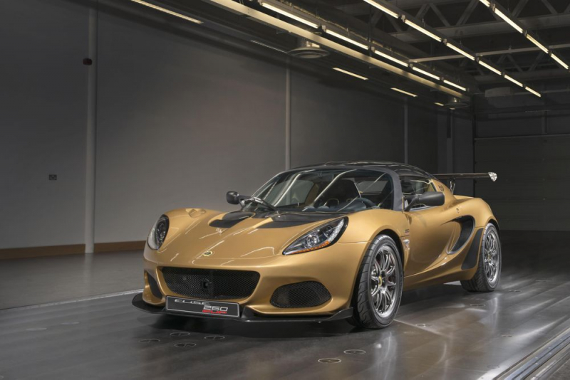 Lotus builds a limited-edition of its most iconic production car