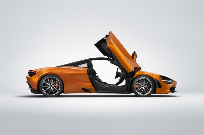 McLaren ponders Acura NSX-style hybrid AWD system