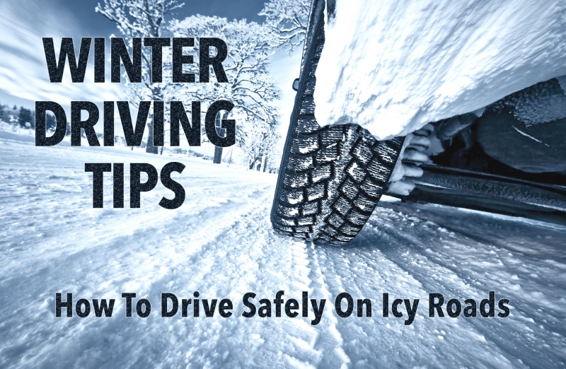 5 rules for those who want to stay safe in winter driving