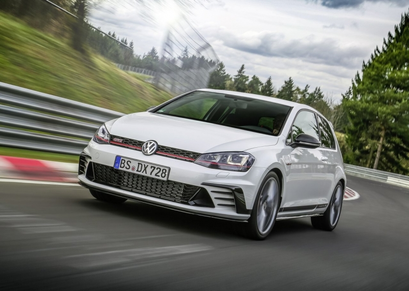 2017 Volkswagen Golf refresh updates