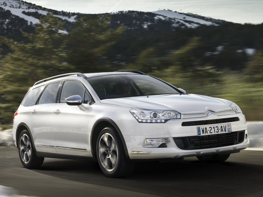 Citroen C5 will be the crossover
