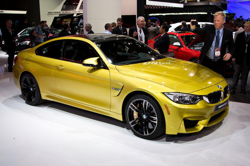 BMW M4 Coupe aims to make the impossible possible