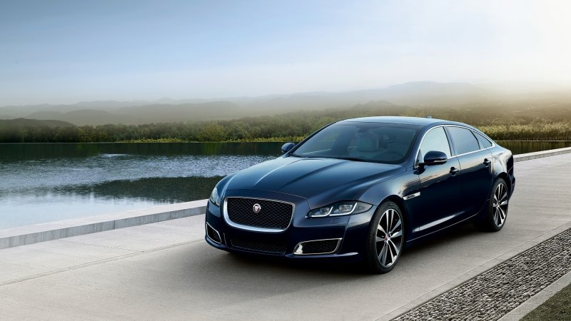 Jaguar XJ50 is a Supercharged Birthday Present