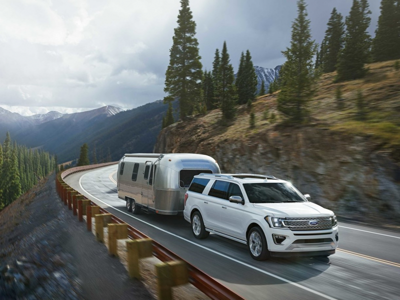 The new Ford Expedition has best-in-class fuel economy
