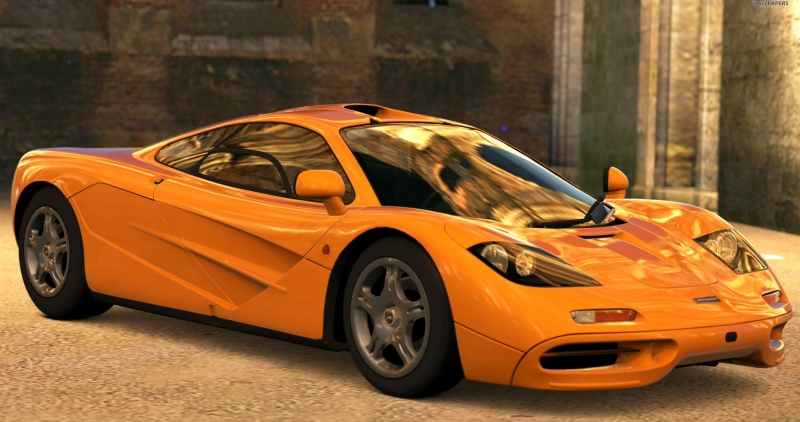 The next McLaren F1 is totally happening!
