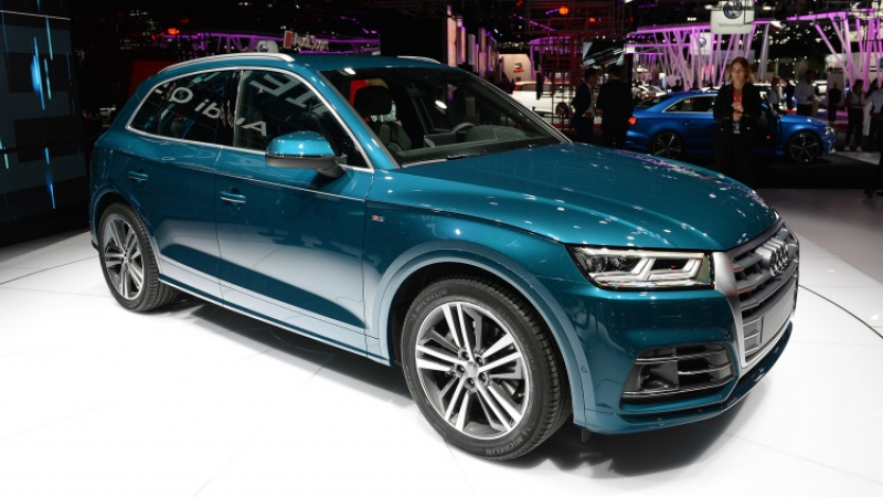 2017 Audi Q5 first look review