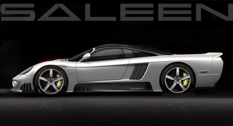 "The Saleen S7 returns for million-dollar ""LM"" special edition!"