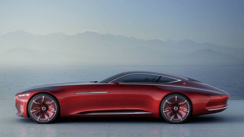 Mercedes Maybach convertible to get revealed this month