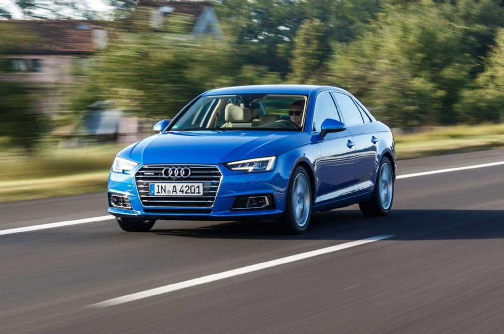 The 2017 Audi A4 will be most popular with American buyers