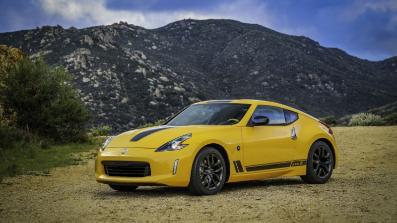 The 2018 Nissan 370Z Heritage Edition will soon debut in New York