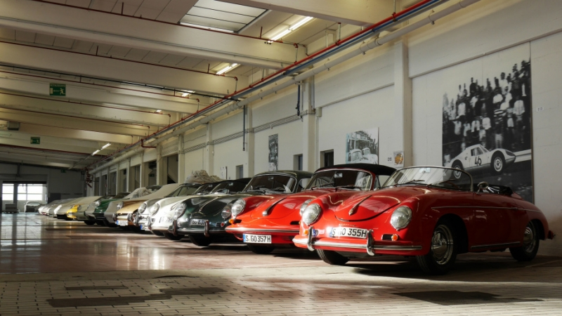 One of the best Porsche Museums ever,  located in Stuttgart