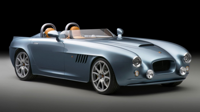 Bristol Cars unveiled its limited edition sports car!