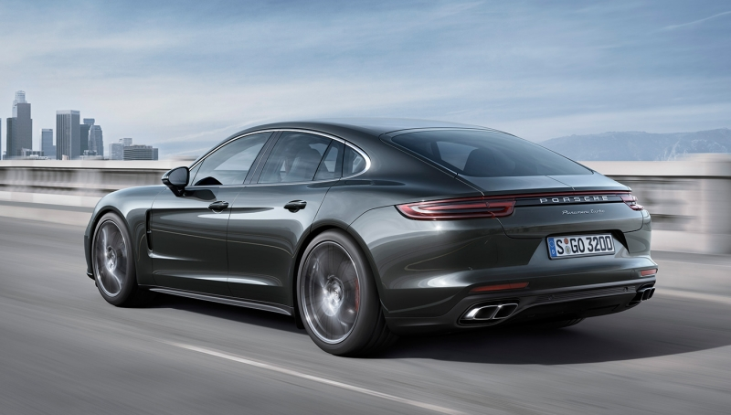 PORSCHE PANAMERA 2017 FIRST DRIVE REVIEW