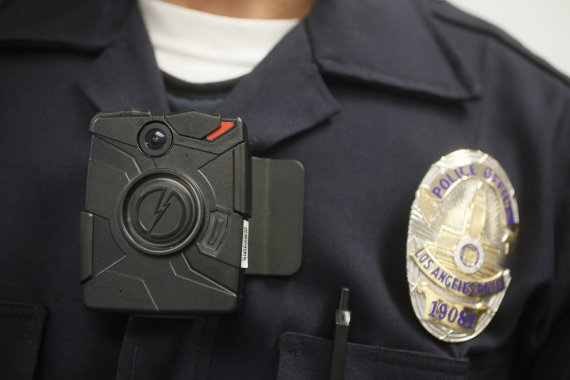 Los Angeles Police will be equipped with Body Cameras