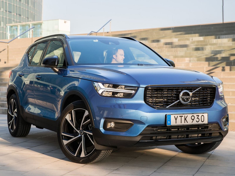 Your Future Volvo Could Contain Recycled Fishing Nets
