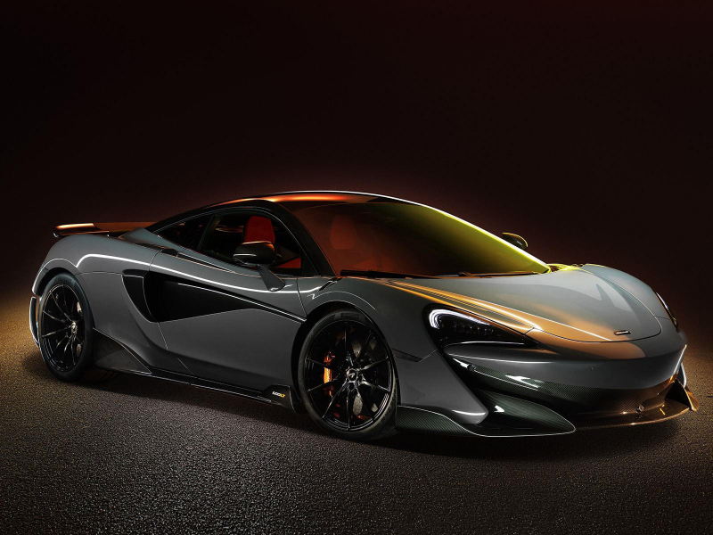 McLaren 600LT Is The Most Savage Sports Series Yet