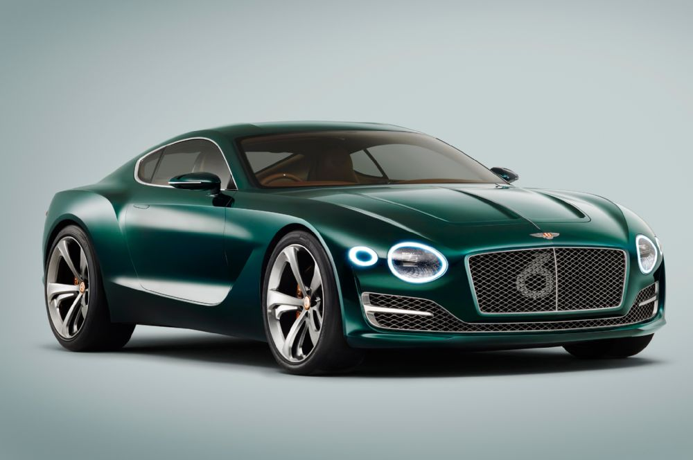 Bentley is going to enlarge its lineup by with derivatives of earlier flagship models