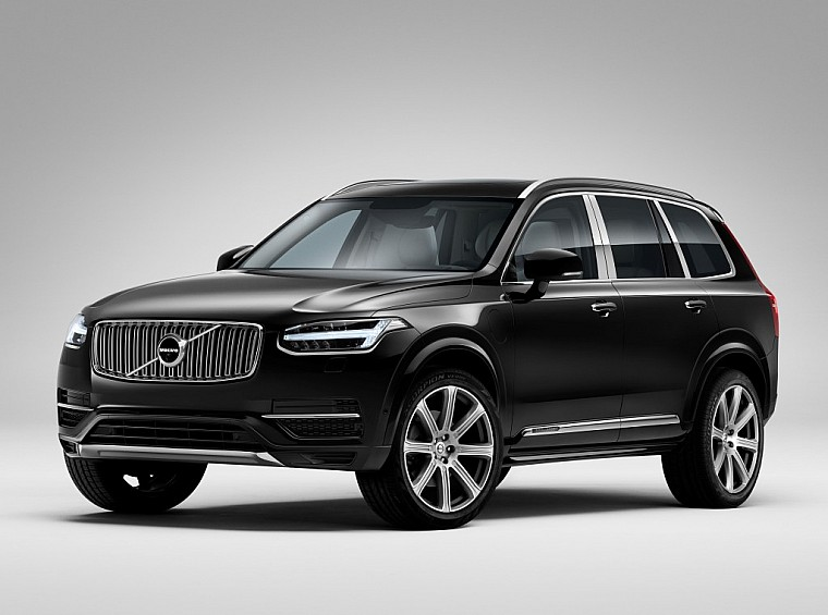 Volvo XC90 is updated to sports car