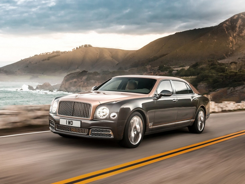 Bentley Mulsanne may go all-electric by 2018!