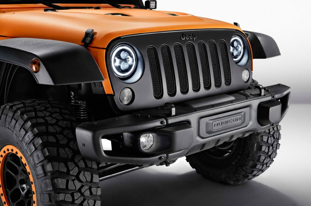 Last  Jeep models at the Frankfurt Motor Show