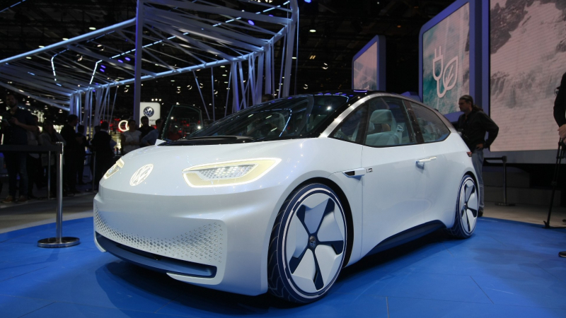 Road-Going VW I.D. Hatchback Will Look A Lot Like The Concept