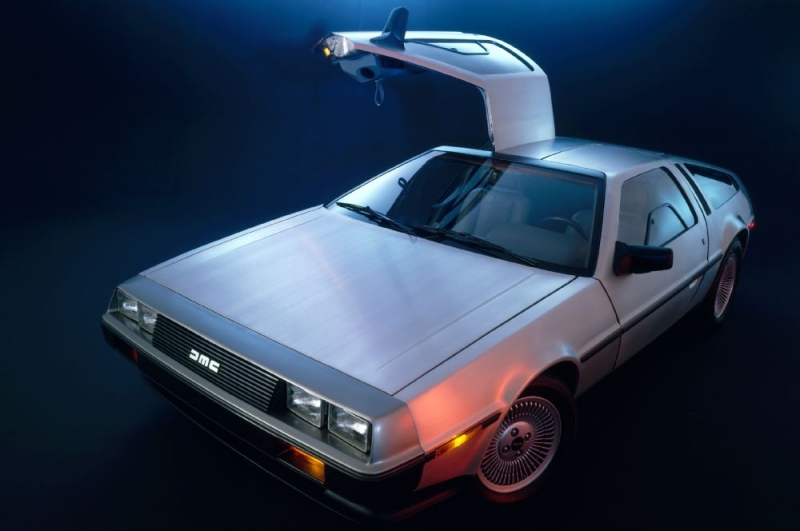 The DeLorean Motor Company restarting production of DMC-12 by 2017