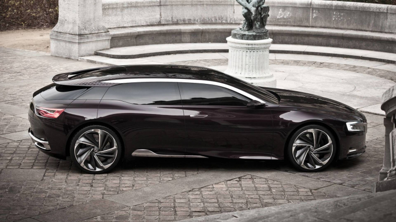 DS Announces Its New Flagship With Spectacular Design