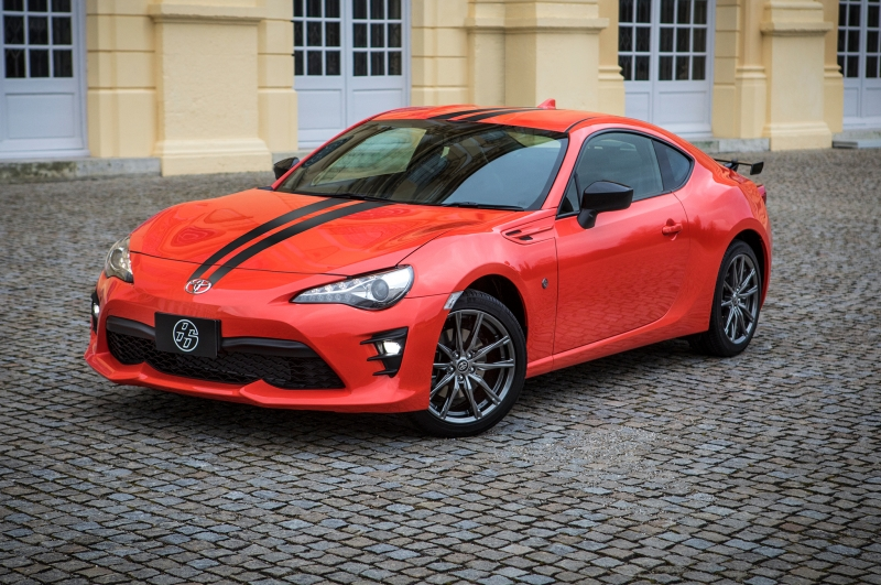 The 2017 Toyota 860 Special Edition