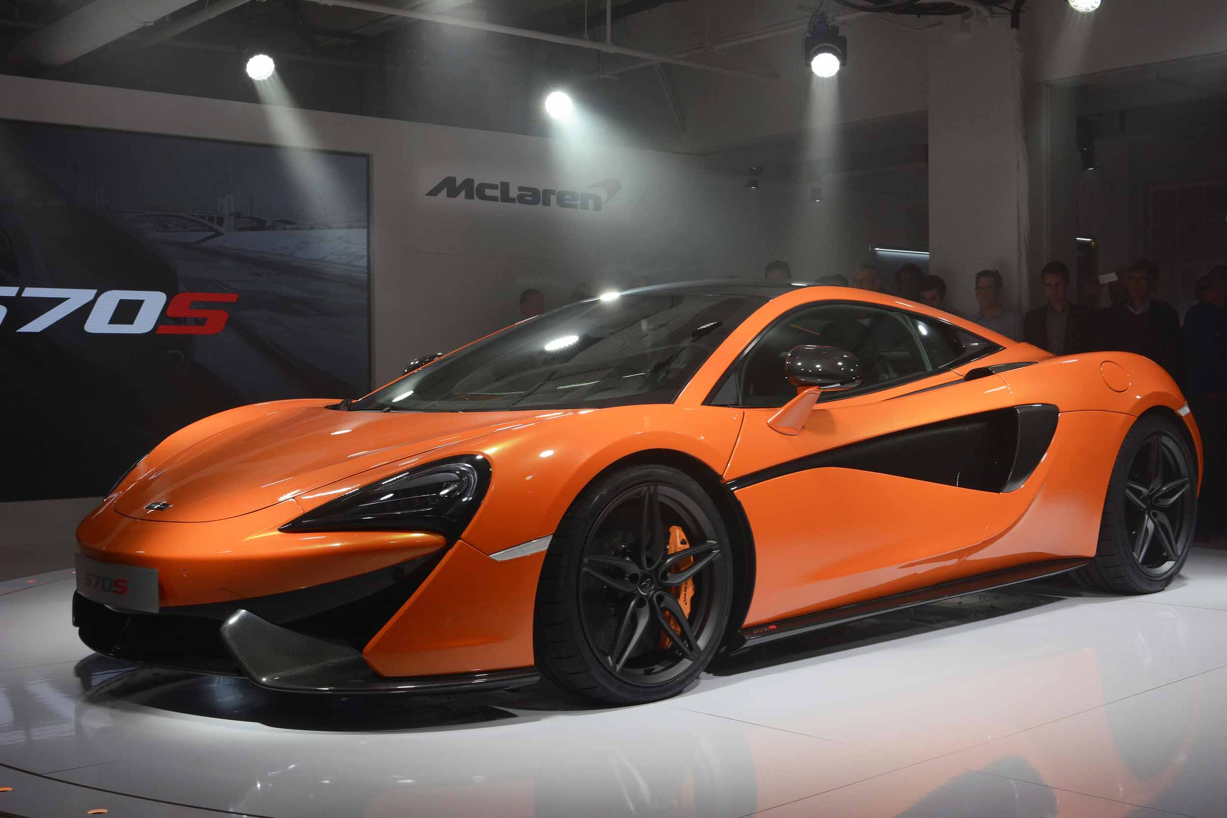 A mysterious Shooting Brake from McLaren will be introduced next year