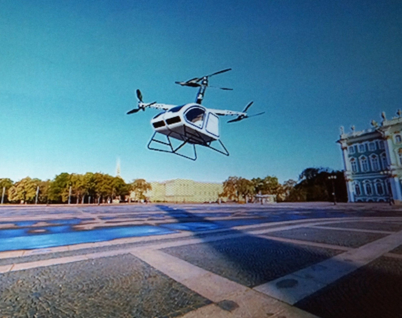 SureFly finally takes its electric helicopter on its first flight