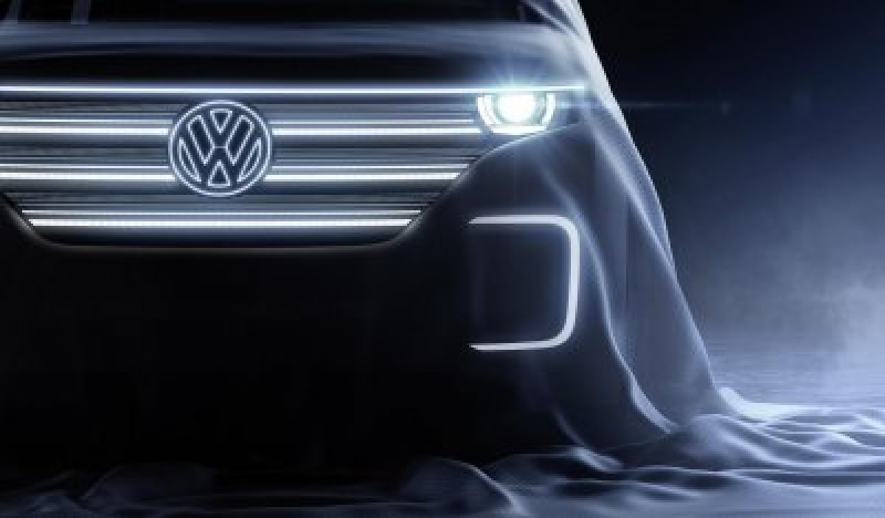 VW's electric car concept has been revealed before Paris Motor Show!