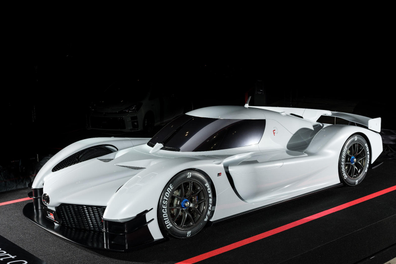 Toyota's New Hypercar Will Cost A Million Dollars