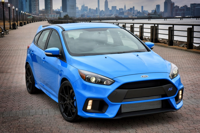 Ford announced the cancellation of the remaining 2016 Focus RS orders