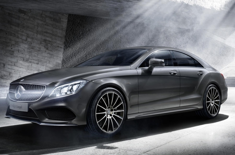 Mercedes CLS Final Edition gets unveiled!