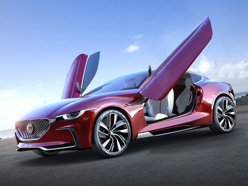 MG Wants To Make An Electric Sports Car To Rival With Mazda MX-5