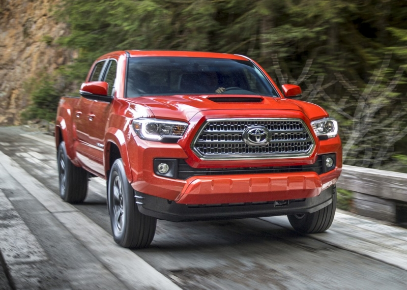 Toyota aims to expand Tacoma production by more than 60000 trucks!