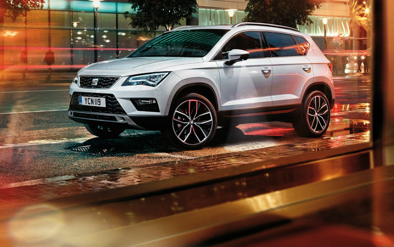 You're the one to choose the name of Seat's next SUV!