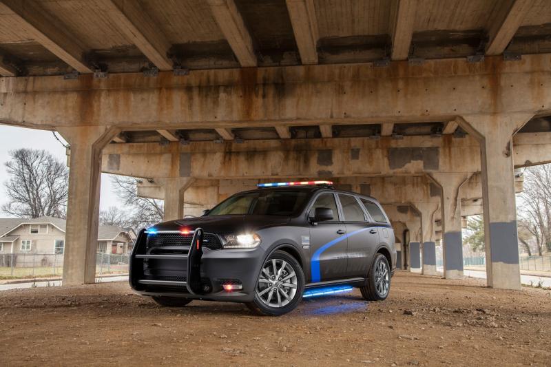 2019 Dodge Durango Pursuit Unveiled in New Orleans