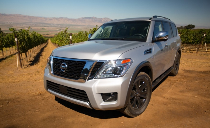 Introducing the 2017 Nissan Armada
