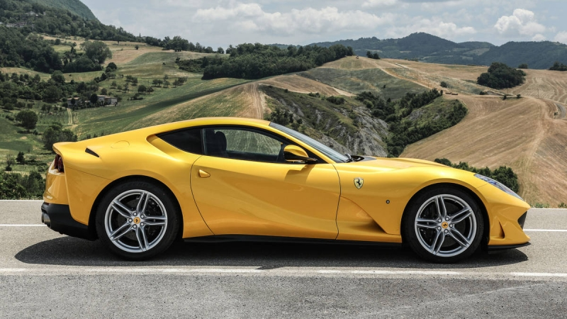 2018 Ferrari 812 Superfast: The Name Says It All