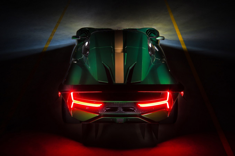 Brabham Returns to Le Mans with BT62