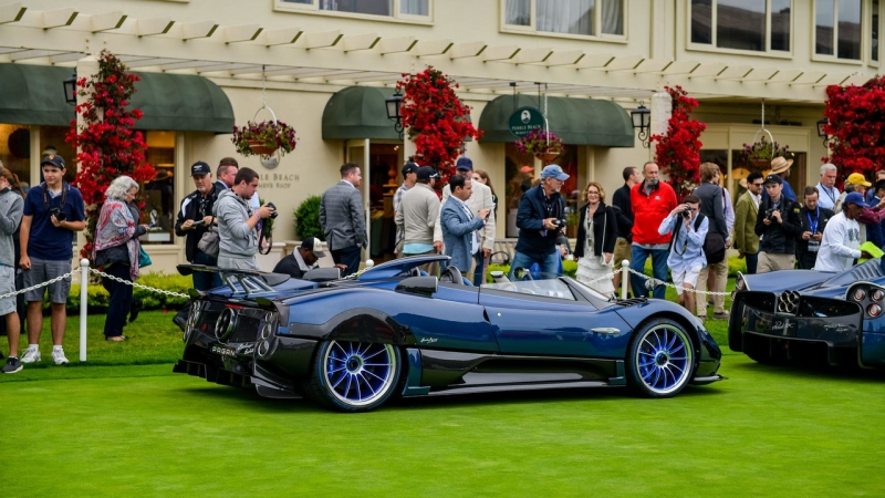 The car which refuses to die: Pagani Zonda HP Barchetta