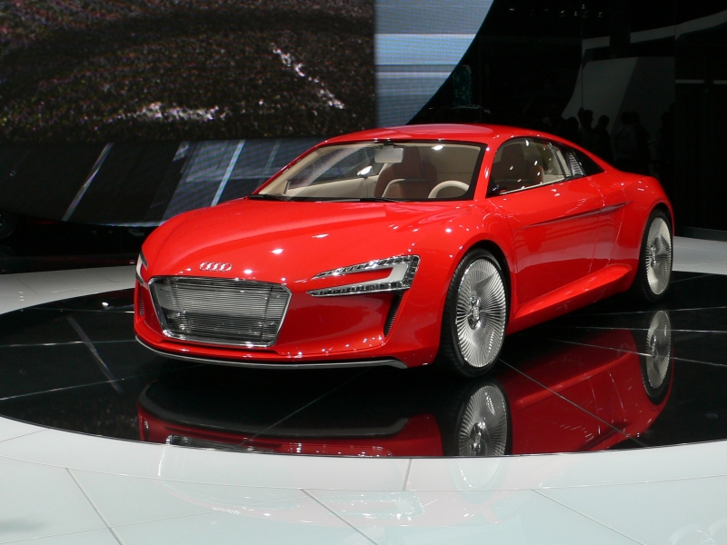 Audi R8 e-tron gets canceled after only 100 models built