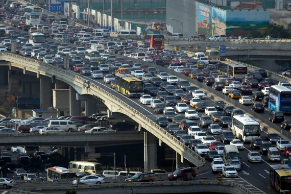 How To Survive The Summer Traffic Jams