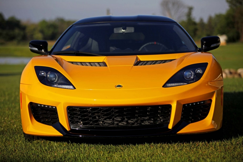 2017 Lotus Evora 400 first drive: Welcome back
