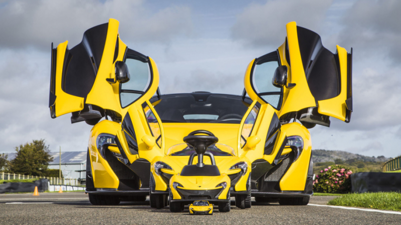 A McLaren P1 everyone can afford goes on sale